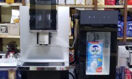 Кофемашина Dr.coffee F12 с холодильником — хит 2020!