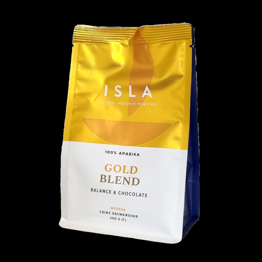 You are currently viewing Cпеццена! Кофе ISLA GOLD BLEND в зернах 1 кг