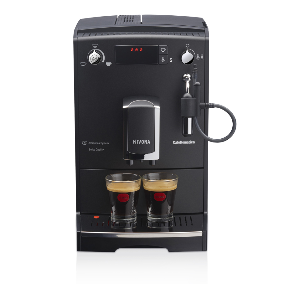 You are currently viewing Кофемашина NIVONA CafeRomatica 520 — пропуск в мир премиум-кофе