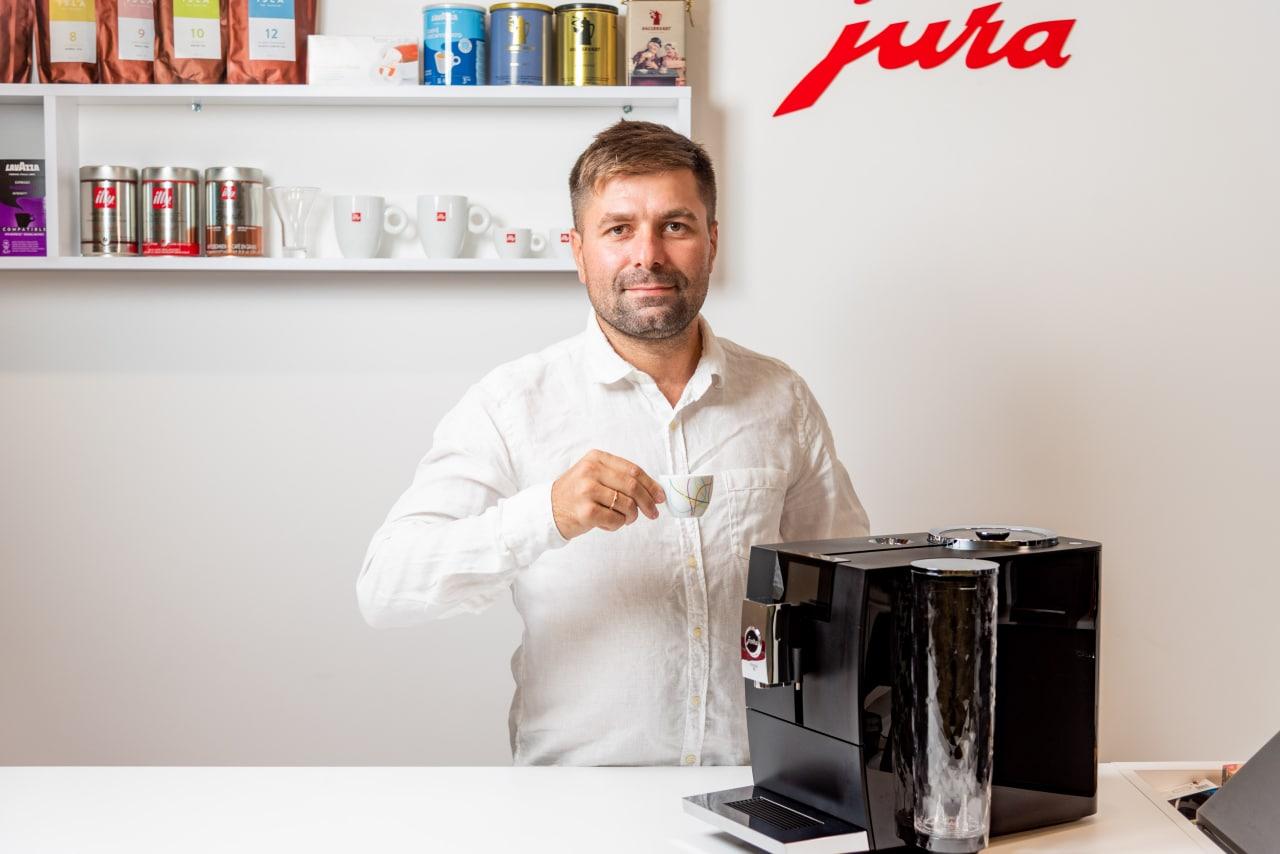 You are currently viewing Кофемашина Jura ENA 8 со скидкой 25%